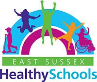East Sussex Healthy Schools logo